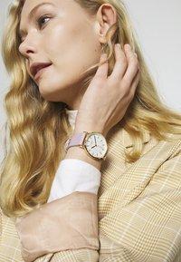 Limit - LADIES STRAP WATCH TEXTURED DIAL - Horloge - rose - 0