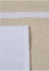 Nordic coast company - WICKELAUFLAGE MIT ABNEHMBAREM FROTTEEHANDTUCH - Other - beige - 6