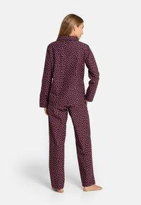Seidensticker - Pyjama - rot - 2