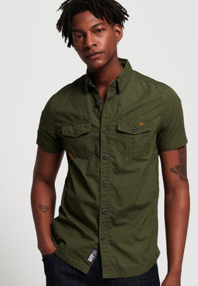 ROOKIE PARACHUTE LITE  - Overhemd - dark green