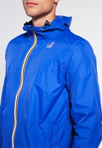 K-Way - LE VRAI CLAUDE UNISEX - Regenjas - royal - 3