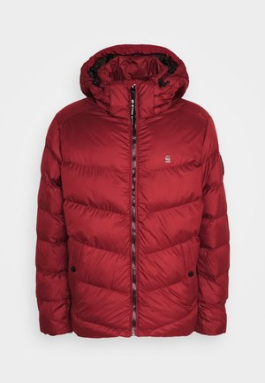 WHISTLER PUFFER - Chaqueta de invierno - dry red