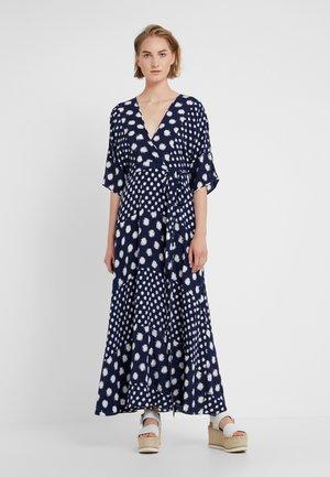 ELOISE  - Maxi šaty - batik new navy