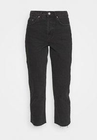 BDG Urban Outfitters - PAX - Džíny Straight Fit - black - 3