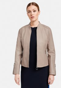 Gerry Weber - Leather jacket - toffee - 0