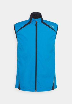 MAN TRAIL VEST - Liivi - regata