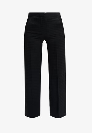 PANTS HEAD - Kalhoty - black