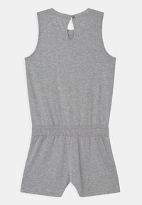 Converse - CONVERSE MULTI COLORED ROMPER - Jumpsuit - grey heather/multi nep - 1