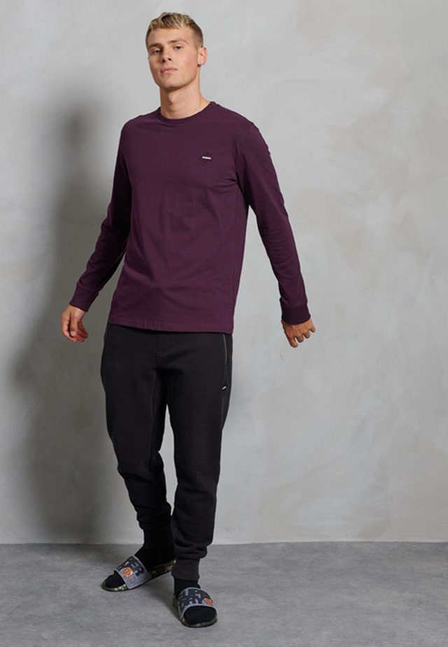 Long sleeved top - academy port