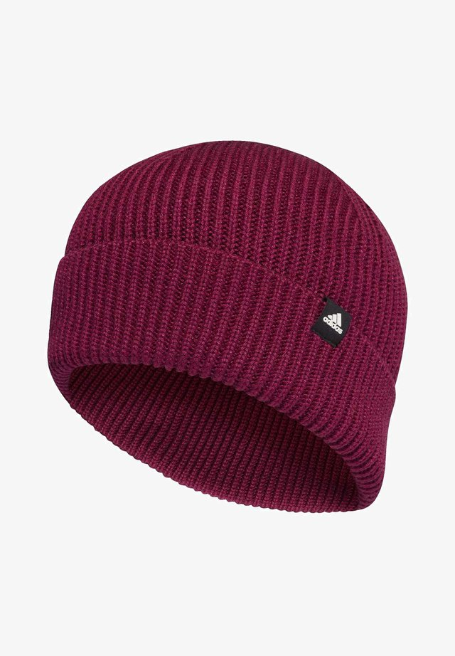 WOOL ADIDAS Z.N.E. BEANIE - Bonnet - purple