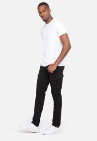 Threadbare - Cargo trousers - black - 1