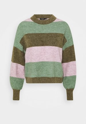 SLANGEL STRIPE - Sweter - multi coloured