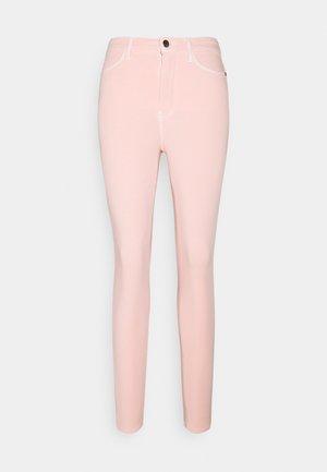 SCULPT ANKLE PANT - Jeans Skinny Fit - soft pink