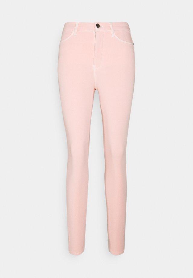 SCULPT ANKLE PANT - Skinny džíny - soft pink