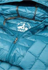 JOTT - CLOE - Gewatteerde jas - bleu canard - 6