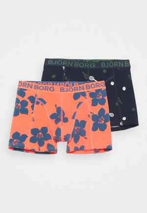 TENNIS MATCH SAMMY SHORTS 2 PACK - Onderbroeken - night sky