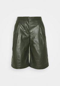 MARIE WAIST - Shorts - olive