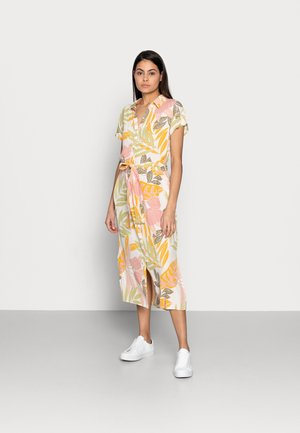 GABY DRESS - Shirt dress - birch botanic