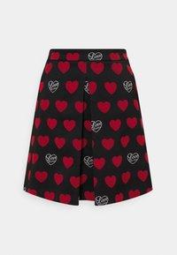 Love Moschino - Mini skirt - black - 0