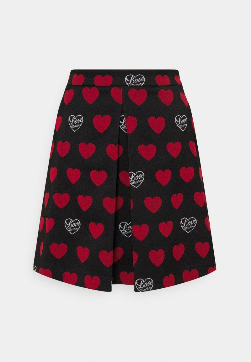 Love Moschino - Mini skirt - black
