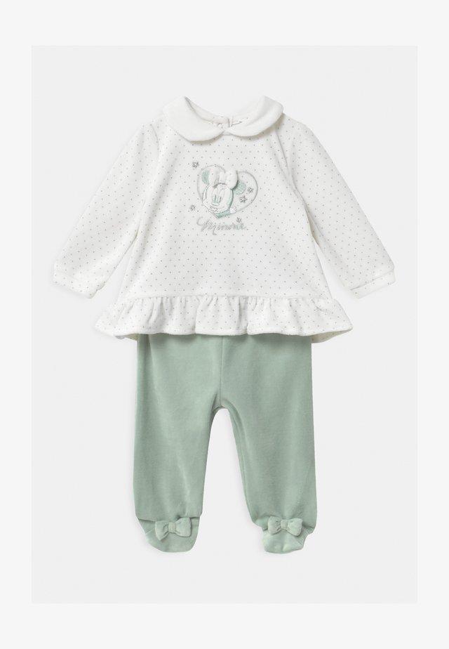 SET - Sweatshirt - harbor gray