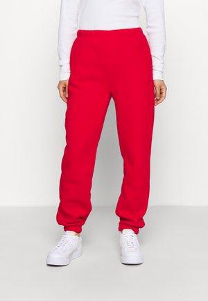 BASIC - Pantalones deportivos - true red