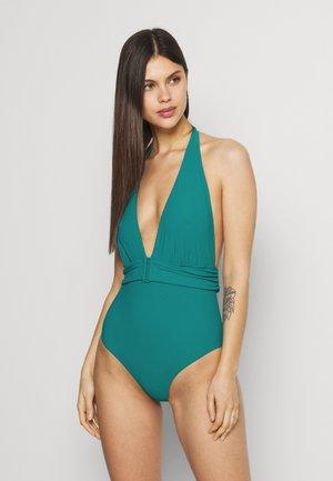 ESSENTIELLE - Plavky - vert