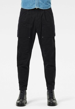 FATIQUE RELAXED TAPERED - Jeans Tapered Fit - mazarine blue