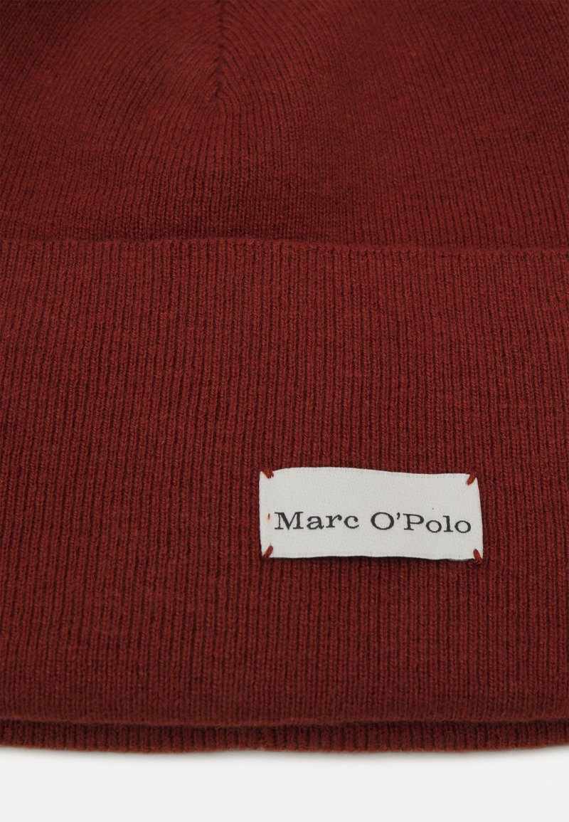 Marc O'Polo - SPORTY - Beanie - burnt brick