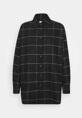 LONGBLUSE  - Košile - black beauty
