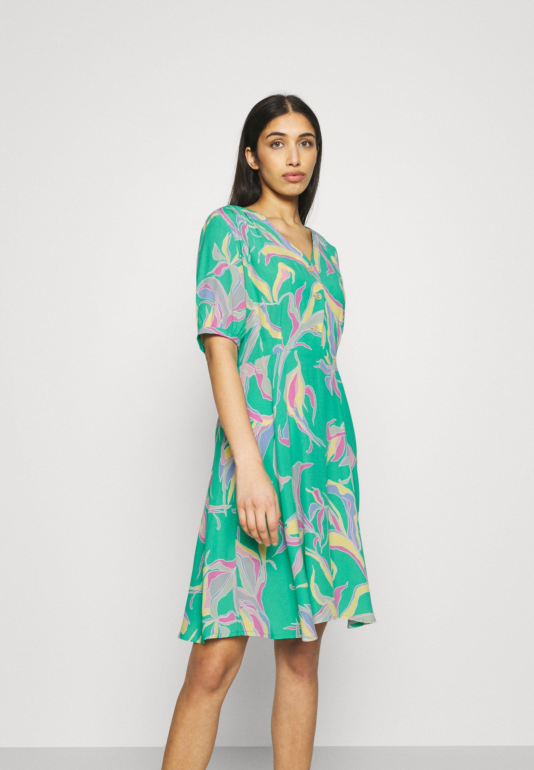 Women NUCARLY DRESS - Day dress