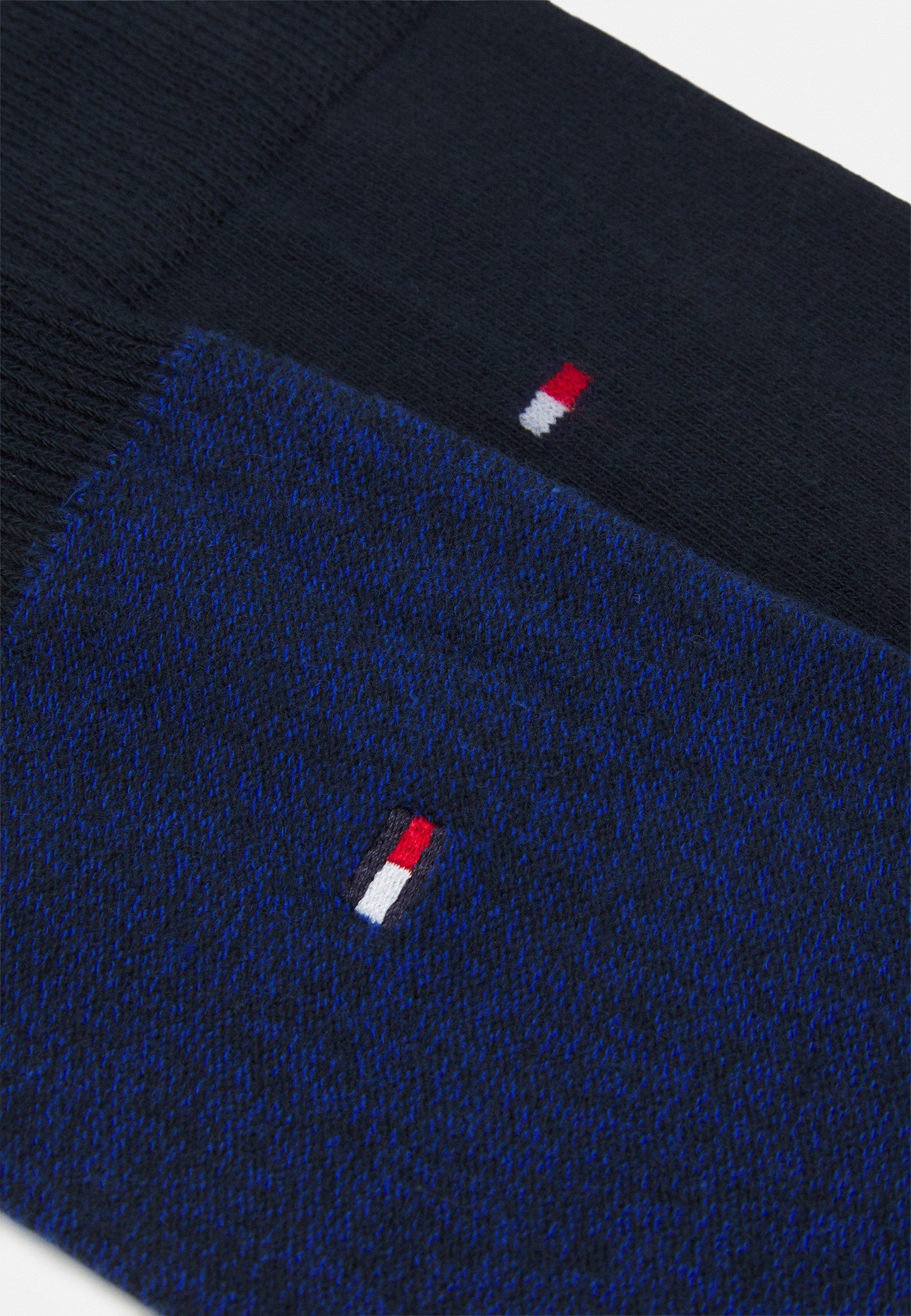 Men MEN SEASONAL MOULINE 2 PACK - Socks