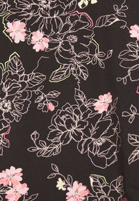Marks & Spencer London - FLORAL CAMI - Pyjamas - black mix - 6
