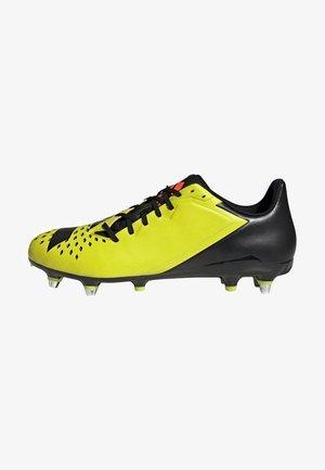 MALICE (SG) - Voetbalschoenen met metalen noppen - yellow