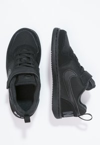 Nike Sportswear - COURT BOROUGH - Trainers - black - 1