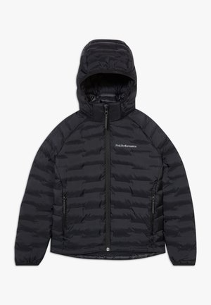 ARGON - Winter jacket - black