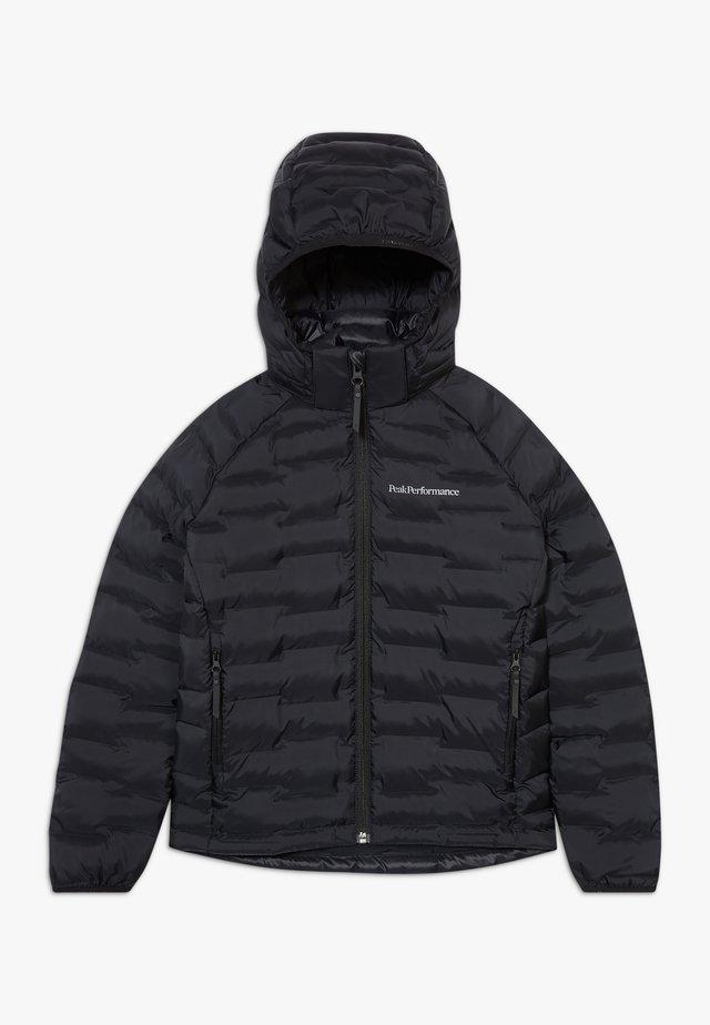 ARGON - Zimní bunda - black
