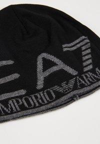 EA7 Emporio Armani - Beanie - black/grey - 5