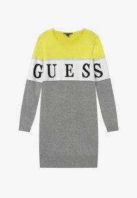 Guess - JUNIOR - Jumper dress - grey - 2