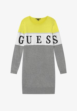 JUNIOR - Robe pull - grey