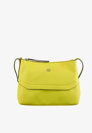 FUN  - Across body bag - yellow