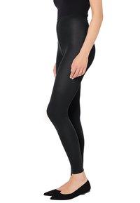 Wolford - VELVET - Leggings - Trousers - black - 3