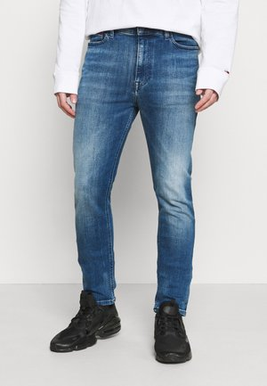 SIMON SKNY - Jeans Skinny Fit - dynamic jacob mid blue