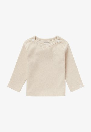 BABY TEE NATAL UNISEX - Long sleeved top - off white