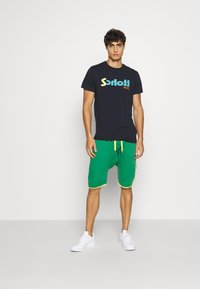 Schott - Shorts - bresil green/yellow - 1