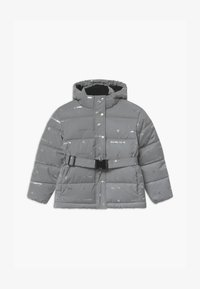 Calvin Klein Jeans - REFLECTIVE LOGO - Winter jacket - grey - 0