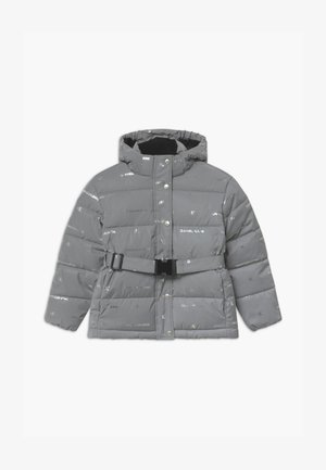 REFLECTIVE LOGO - Winter jacket - grey