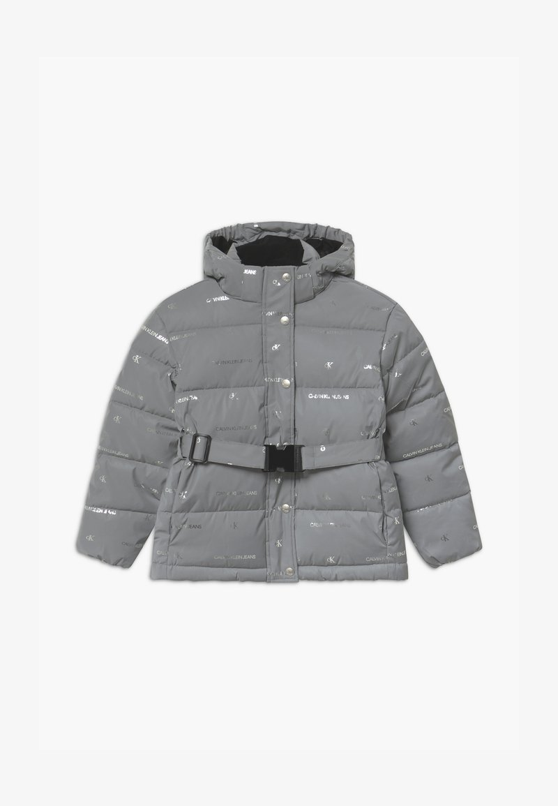 Calvin Klein Jeans - REFLECTIVE LOGO - Winter jacket - grey