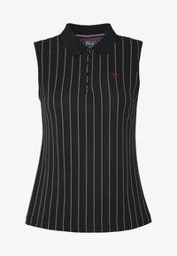 Fila - AMERICAN PIA - Sports shirt - black - 3