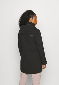 Rukka - VEHKAKORPI - Winter coat - black - 2